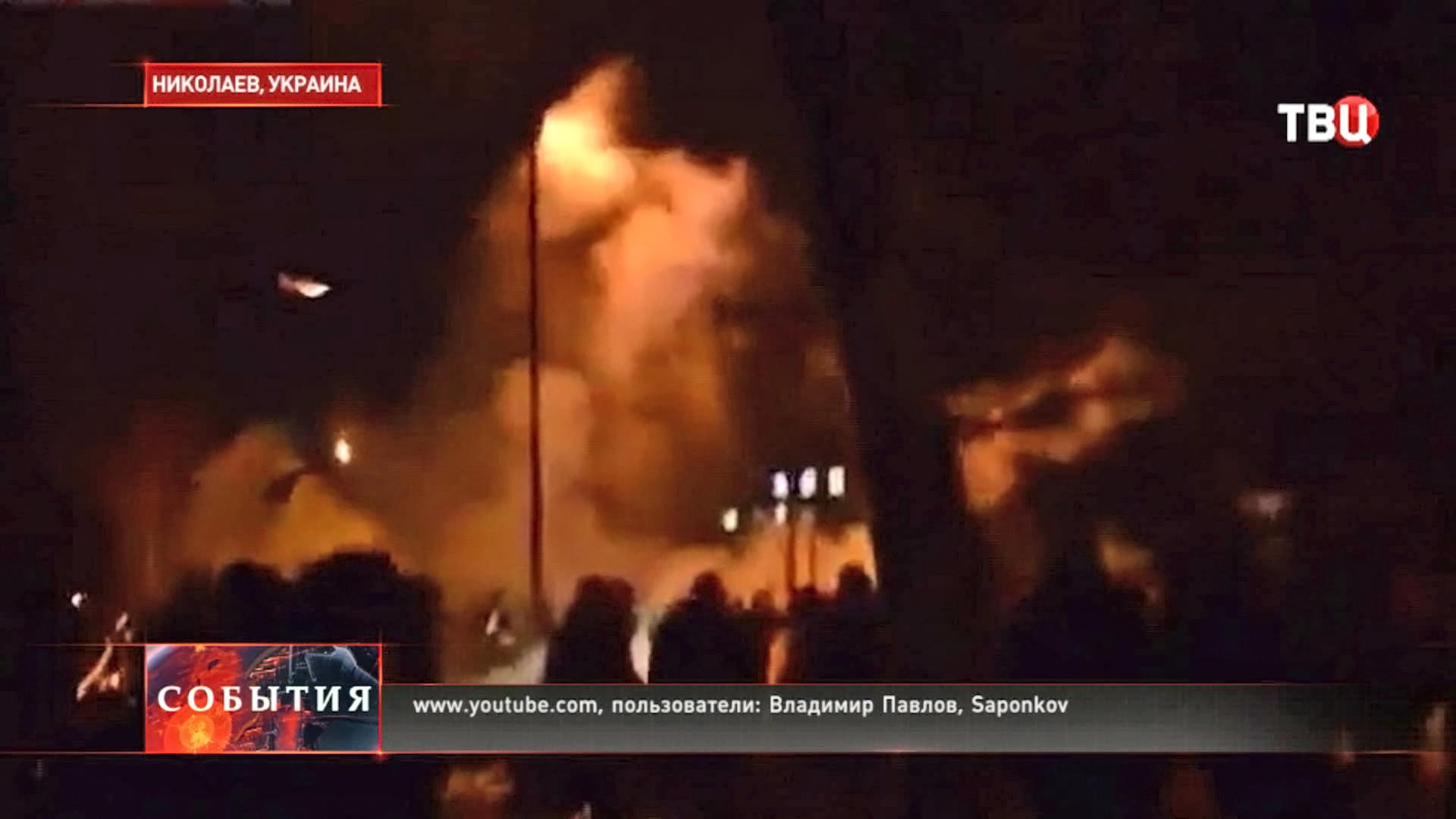 Митинги в Харькове