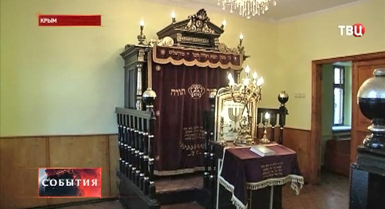 Праздник еврейской Пасхи в Крыму