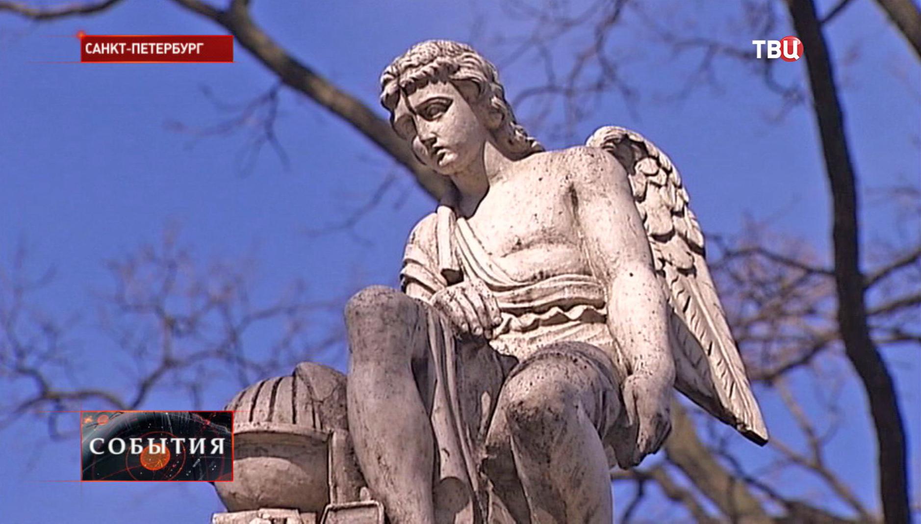 Скульптура в Санкт-Петербурге