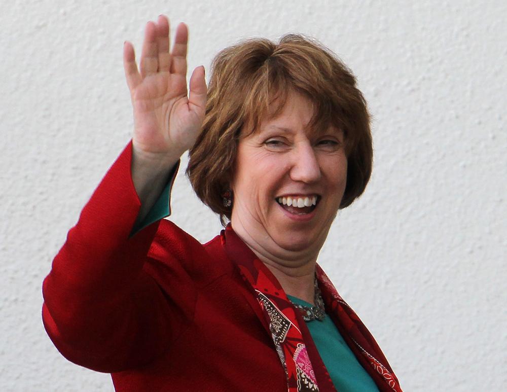 Глава дипломатии евросоюза кэтрин