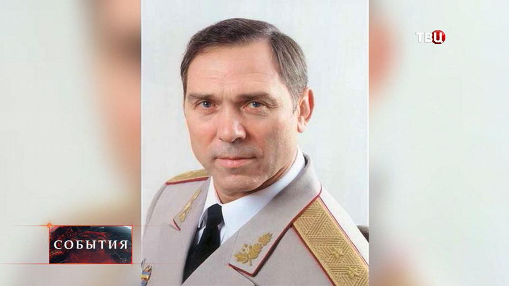 Руководитель Антитеррористического центра при СБУ Василий Крутов