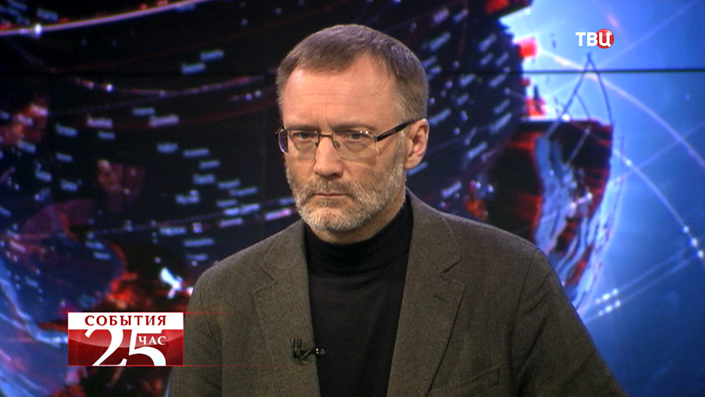 Заместитель генерального директора Центра политических технологий Сергей Михеев