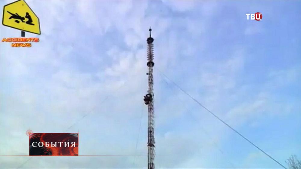 Телевышка в Донецкой области