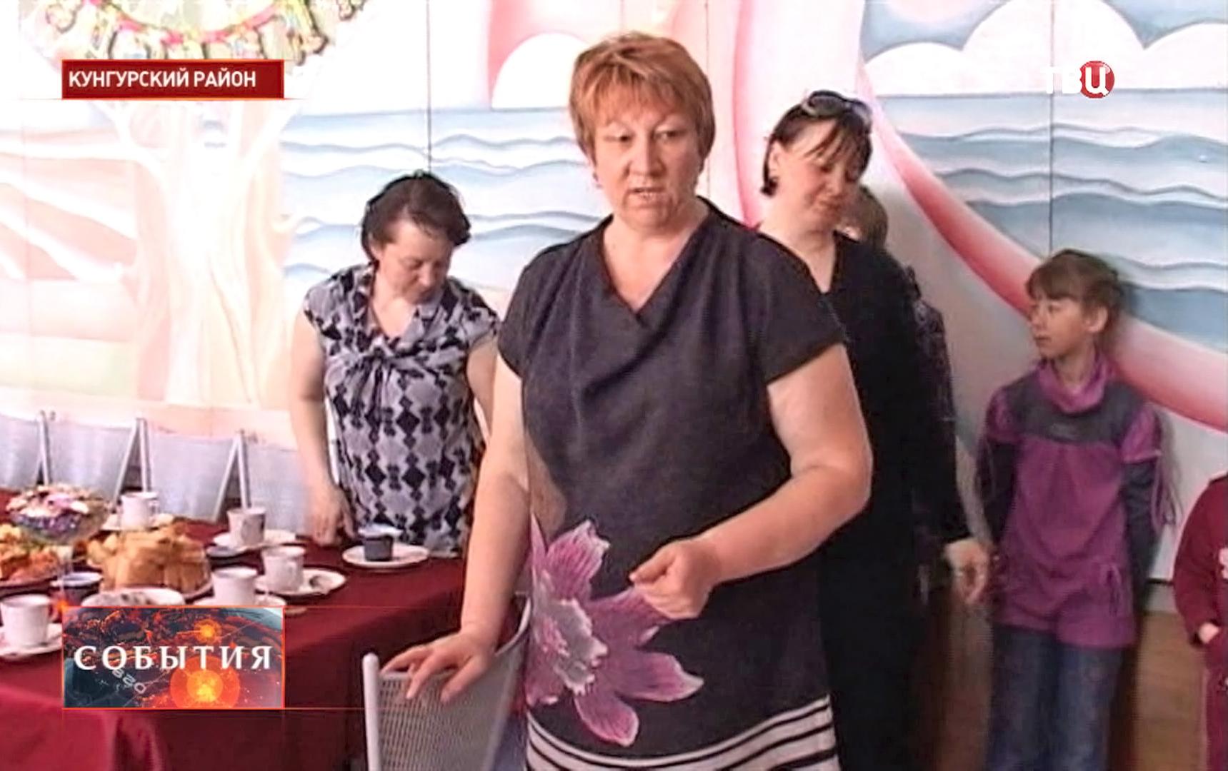 Светлана - директор Дома культуры