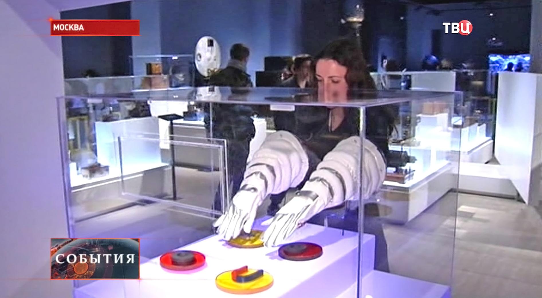 Выставка Политехнического музея на ВВЦ