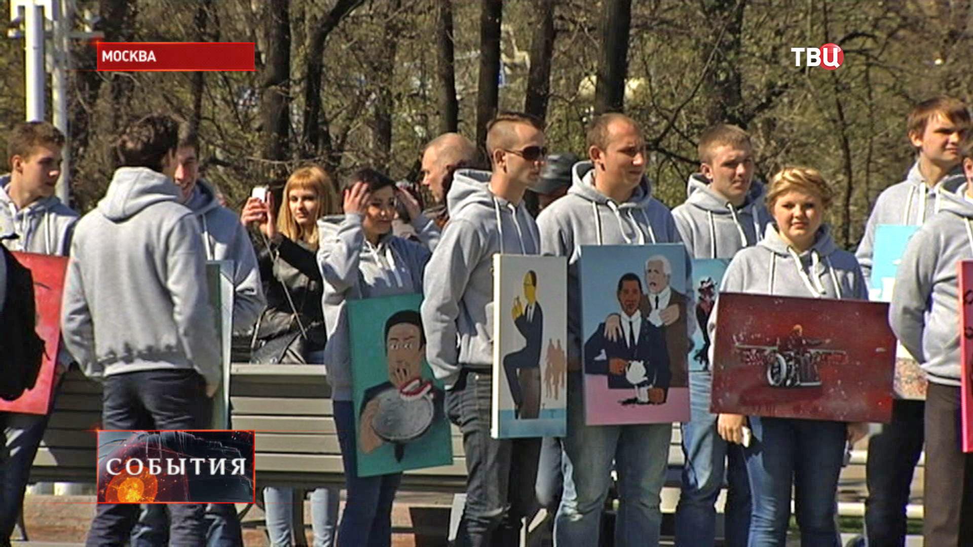 Картины о событиях на Украине
