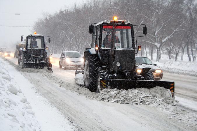 Ответственные за работу по очистке снега и наледи