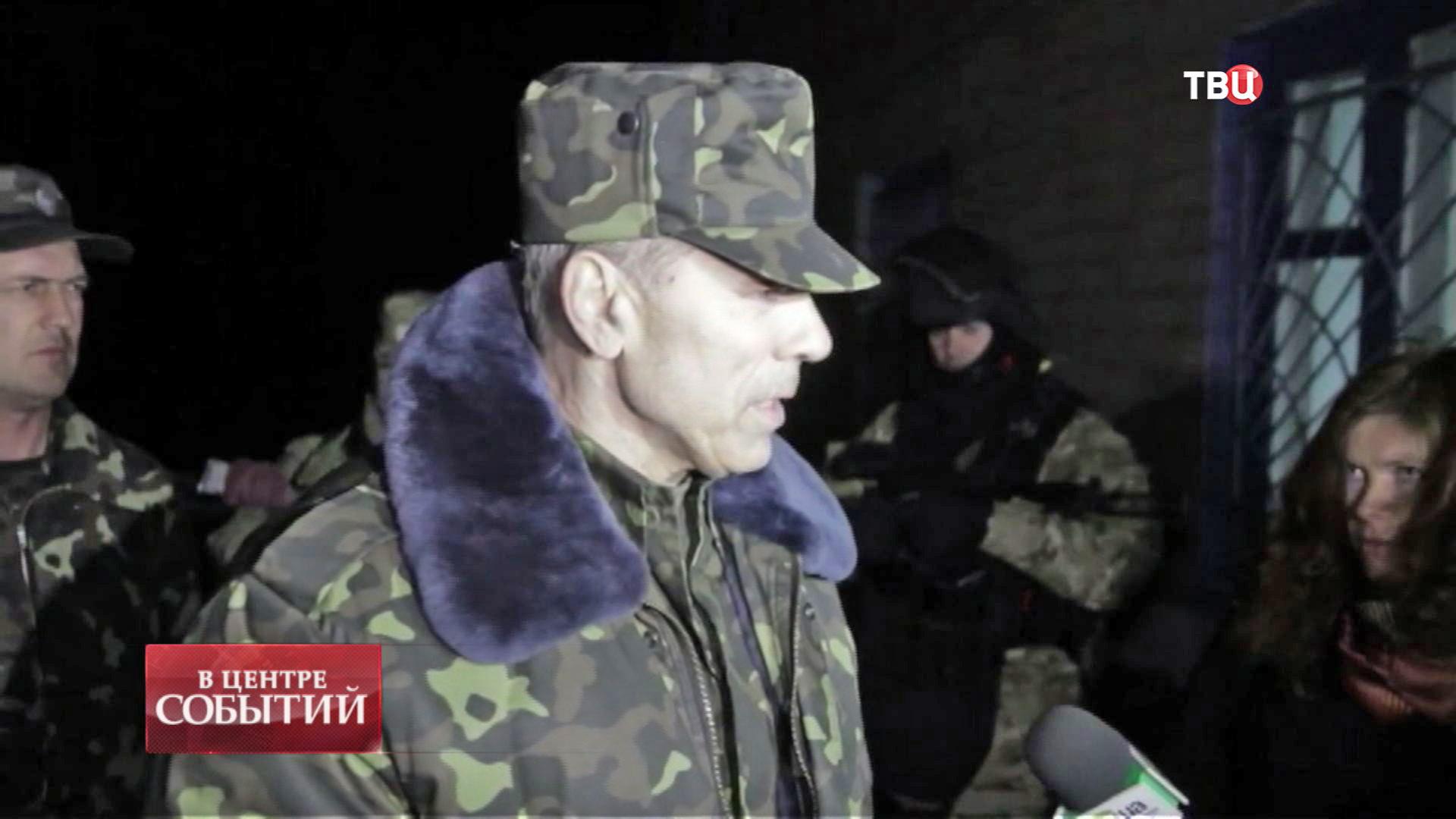 Заместитель главы СБУ Василий Крутов