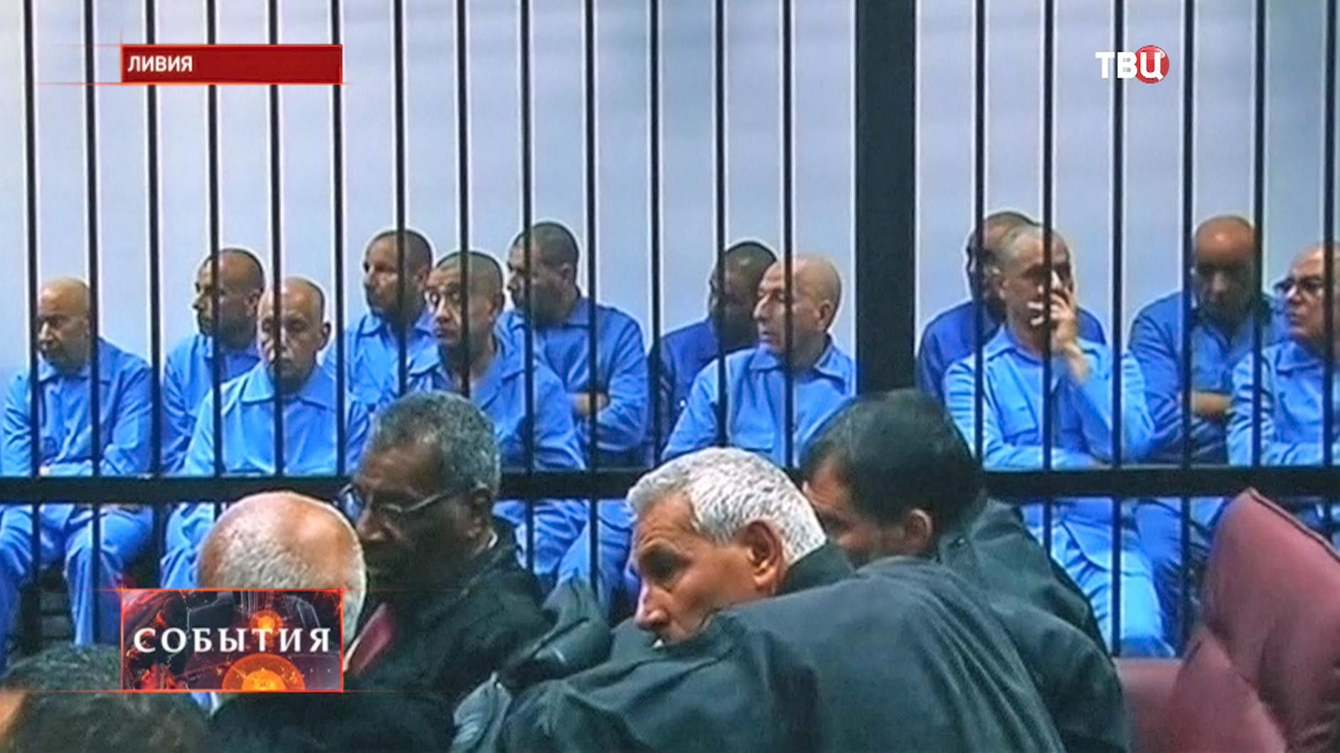 Судебный процесс над сыном Муаммара Каддафи