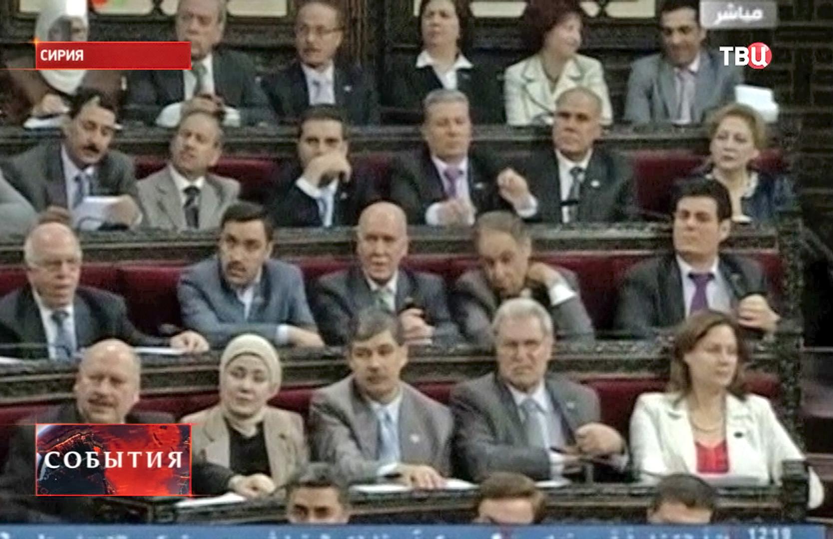 Правительство Сирии
