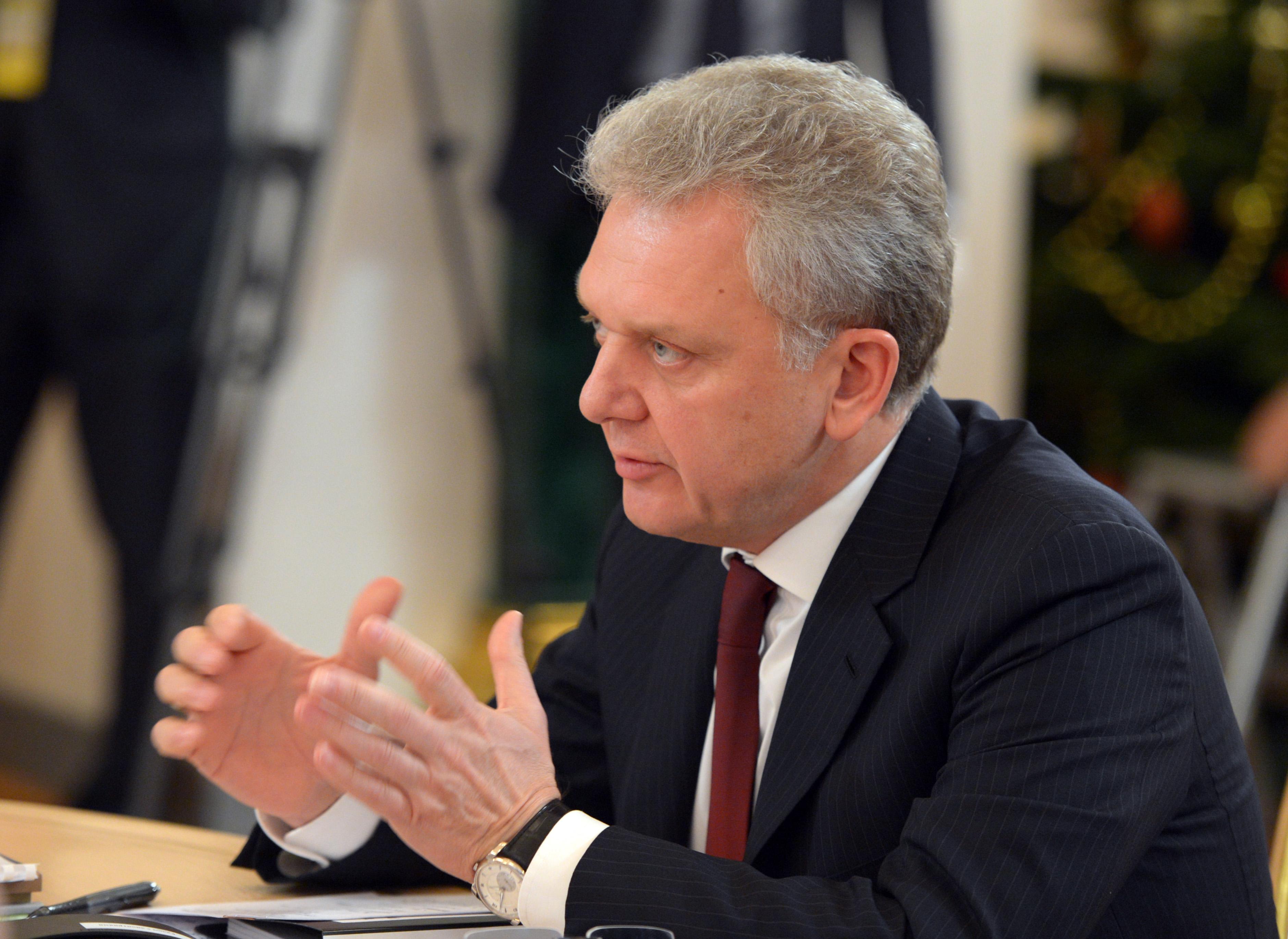 Председатель Коллегии ЕЭК Виктор Христенко