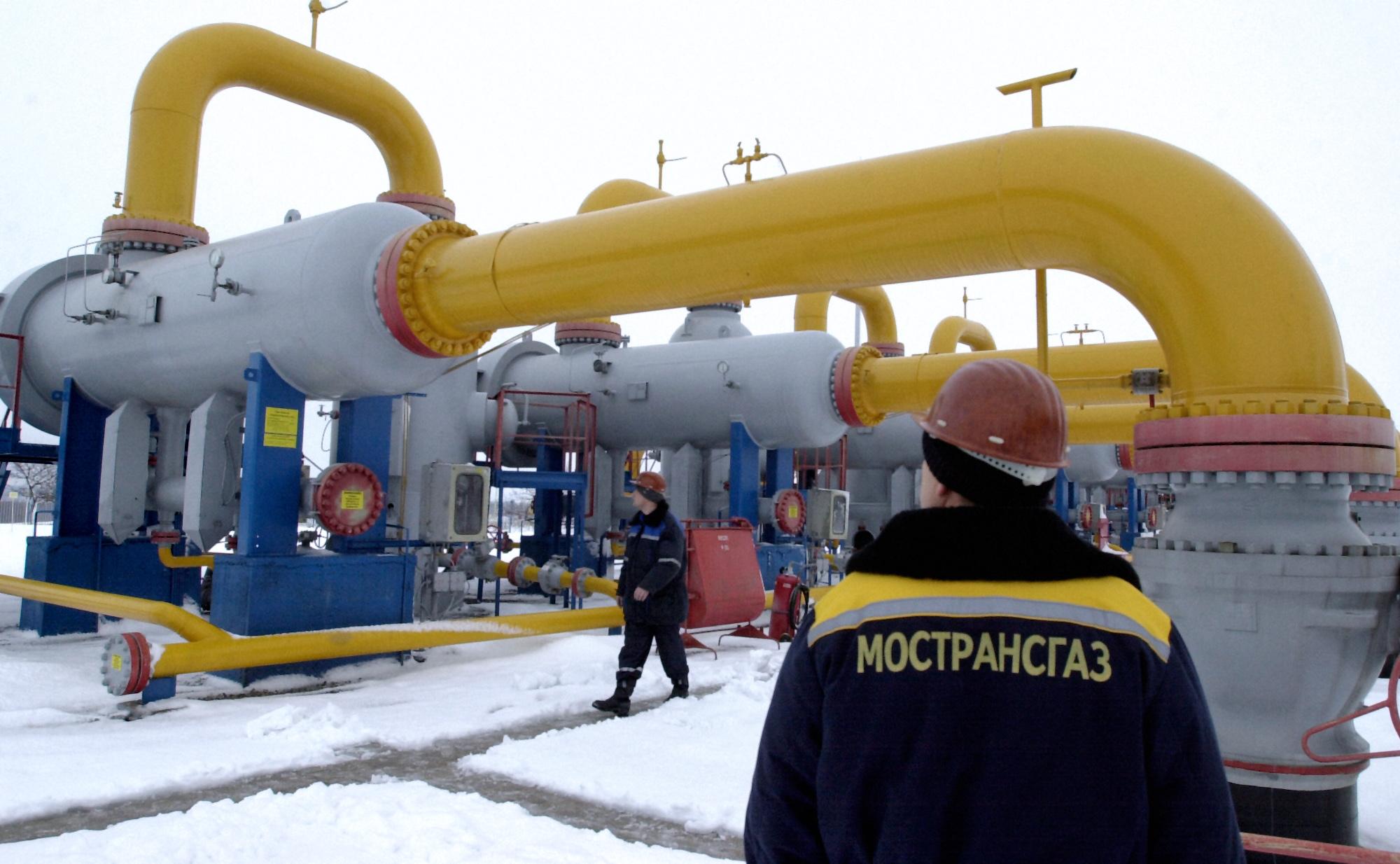 Компрессорная станция газопровода
