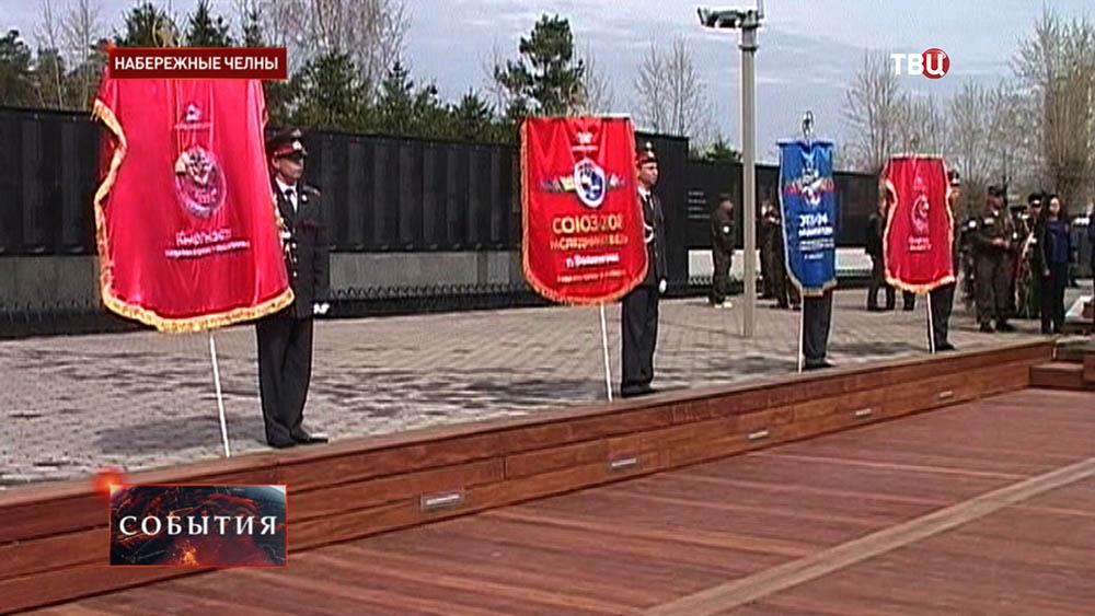 Сбор военно-спортивных организаций в Набережных Челнах
