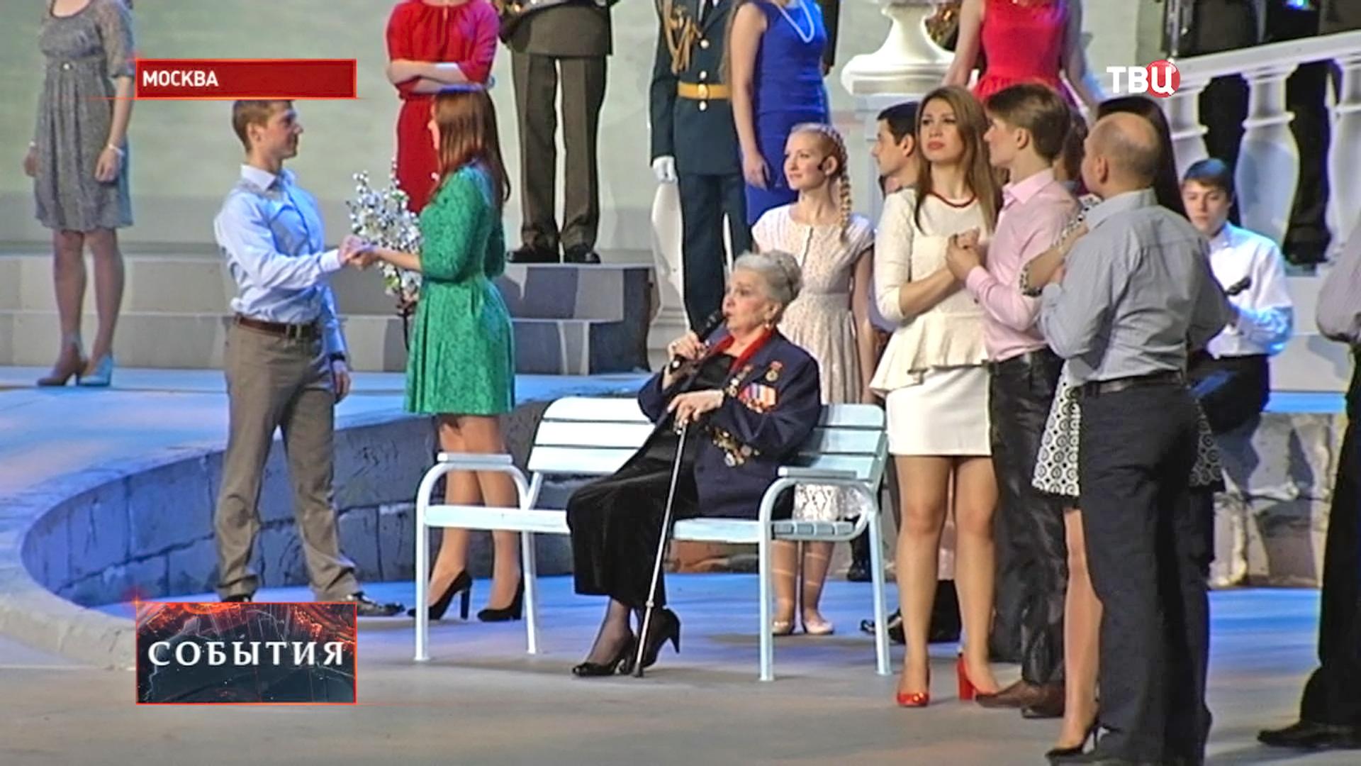 Народная артистка советского союза Элина Быстрицкая
