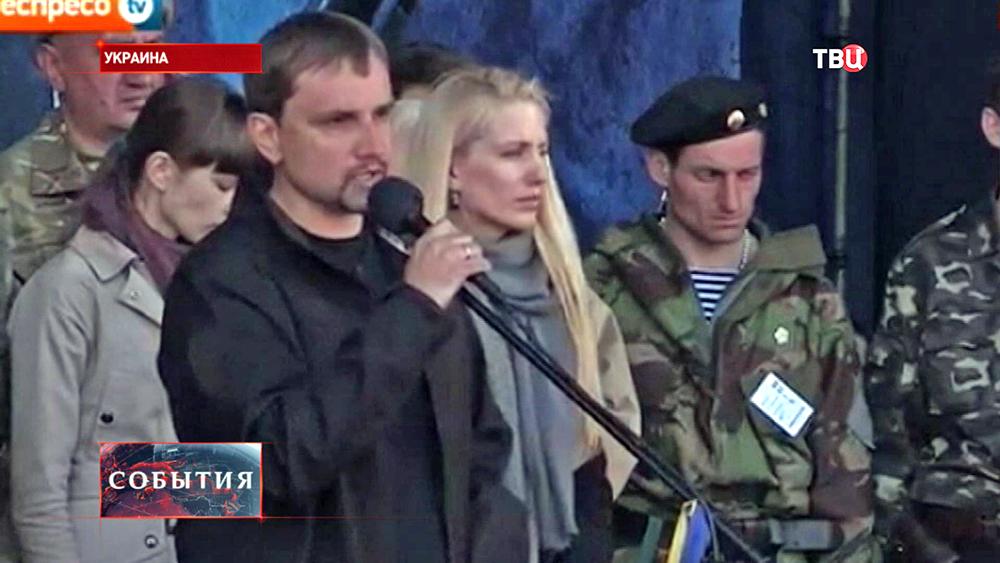 Директор Института Национальной памяти Украины Владимир Вьятрович