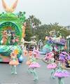 Пасхальный парад в Диснейленде в Токио