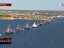 Морской парад Победы в Севастополе