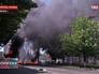 На улицах Мариуполя горят баррикады