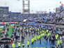 Беспорядки на футбольном матче в Петербурге