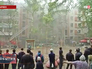 Взрыв бытового газа в Хабаровске