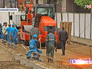 Строительные работы в Московском зоопарке