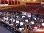 Репетиция оркестра в Большом театре