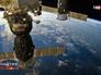 Международная космическая станция на орбите Земли