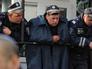 Сотрудники украинской милиции