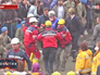 Эвакуация пострадавших в Турции
