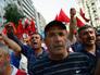 Забастовка в Турции
