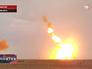 """Обломки ракеты-носителя """"Протон-М"""""""