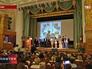 Торжественная церемония в Центральном Доме ученых