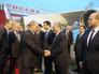 Владимир Путин прибыл в Китай