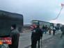 Украинские радикалы остановили автобусы из Крыма ехавшие на акцию протеста в Киев