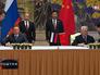 Владимир Путин и Си Цзиньпин подписали соглашение о продаже российского газа Китаю
