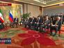 Владимир Путин встретился с главой Ирана Хасаном Роухани