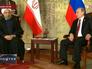 Владимир Путин и глава Ирана Хасан Роухани