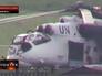 В карательной операции задействованы украинские вертолеты с символикой ООН