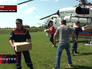 Спасатели МЧС доставили в Сербию гуманитарную помощь