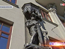 Статуя рыцаря на Доме Эпштейна
