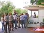 Киоск мороженое