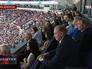 Трибуны на ЧМ по хоккею в Минске