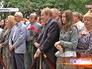Открытие памятника поэту Сергею Михалкову