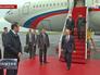 Путин прибыл в Астану