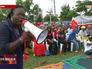 Митинг в Нигерии