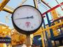 Газовый манометр на перегонном узле