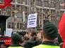 Митинг в Германии против войны в Украине