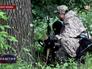 Бойцы самообороны под Луганском