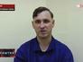 Задержанный экстремист Алексей Чирний