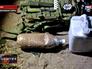 Изъятое самодельное взвывное устройство у задержанных экстремистов в Крыму